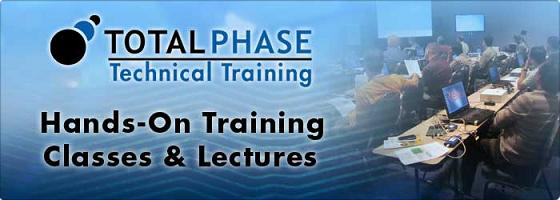 Hands-On Training Classes and Lectures
