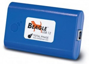 Beagle USB 12 Host Analyzer for Analyzing Raw Data Packets