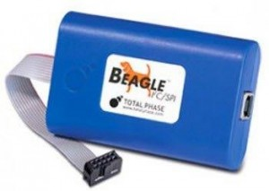 Using the Beagle I2C/SPI Protocol Analyzer to log and graph data using Data Center Software and LabVIEW.