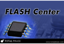 Flash Center Software - easily program SPI devices