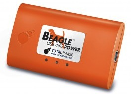 Beagle USB 480 Power Protocol Analyzer