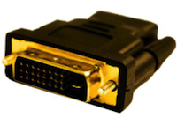 HDMI-to-DVI cable
