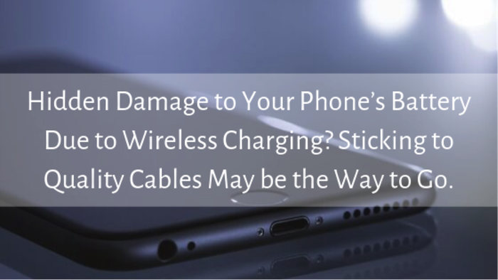 Potential Damage to Your Phone's Battery Due to Wireless Charging