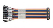 34-Pin Split Cable