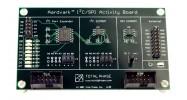 I2C/SPI Activity Board