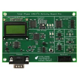 CAN/I2C Activity Board Pro