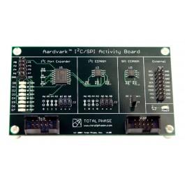 I2C/SPI Activity Board - Total Phase