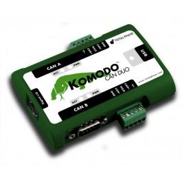 Komodo CAN Duo Interface