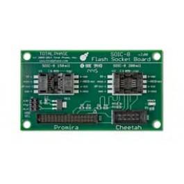 Flash SOIC-8 Socket Board - 10/34