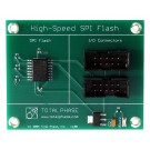 High-Speed SPI Flash Demo Board