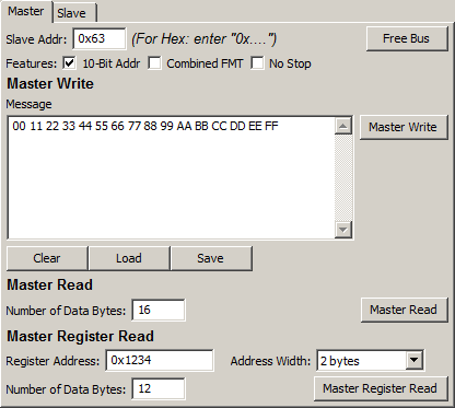 Control Center Serial Software User Manual – Total Phase