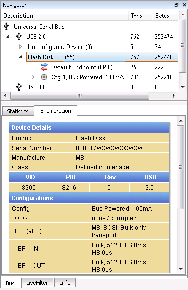 Data Center Software User Manual – Total Phase