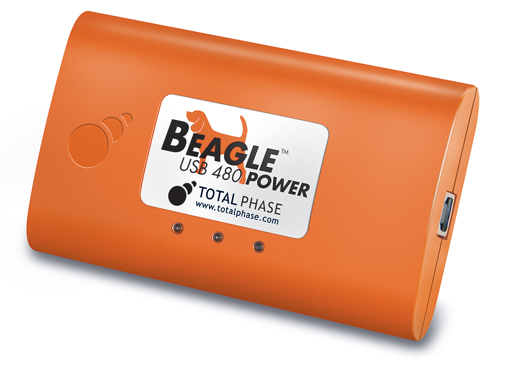Beagle USB 480 Power