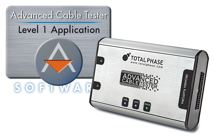Advanced Cable Tester - Level 1 Application