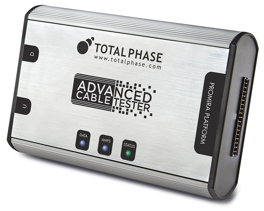 Advanced Cable Tester Hardware