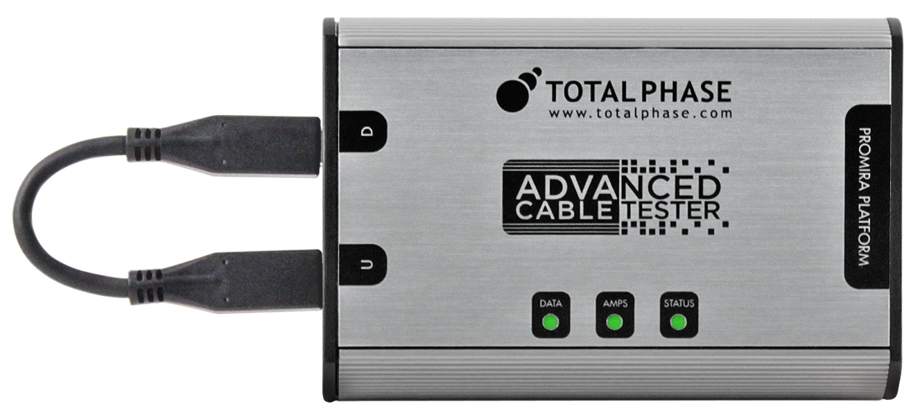 Advanced Cable Tester Hardware + Cable