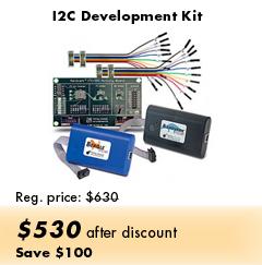 I2C Development Kit