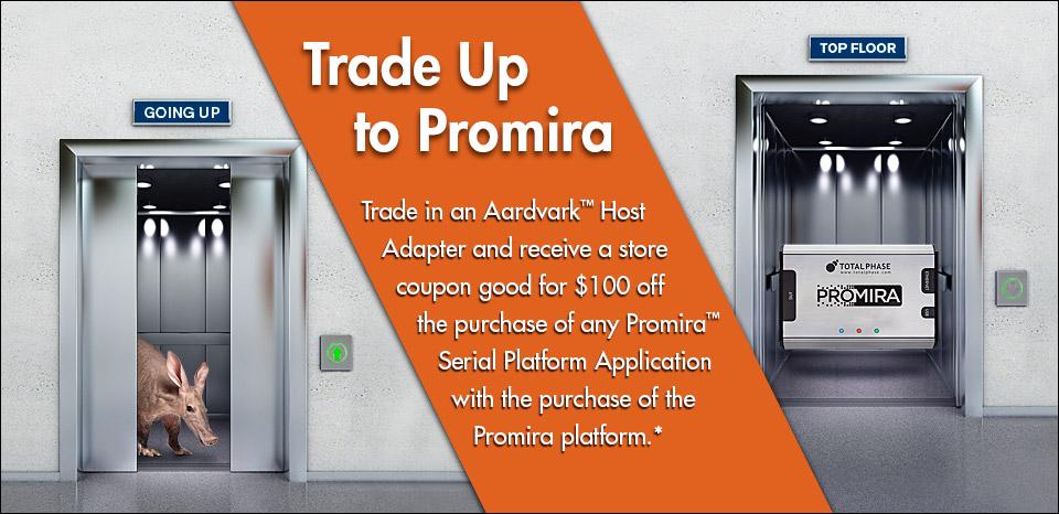 Aardvark Trade-Up Program