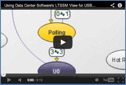 USB 3.0 LTSSM Video
