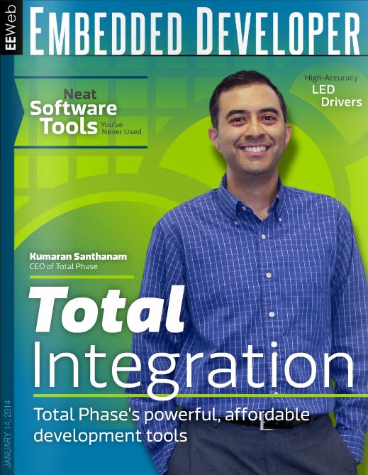 CEO Kumaran Embedded Developer